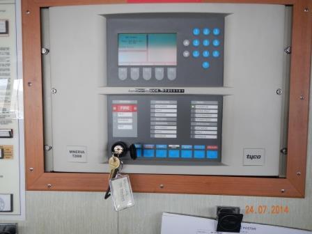 tyco fire alarm panel manual